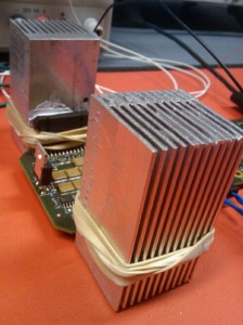 The World's Best Heat-Sink