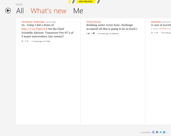 "Windows 8 ""What's New"""