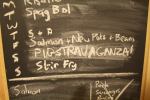 Saturday: PIGSTRAVAGANZA. This is not optional.
